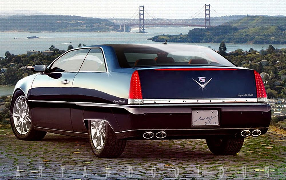 casey artandcolour another old school cadillac the coupe. Black Bedroom Furniture Sets. Home Design Ideas
