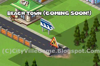 cityville game beach town