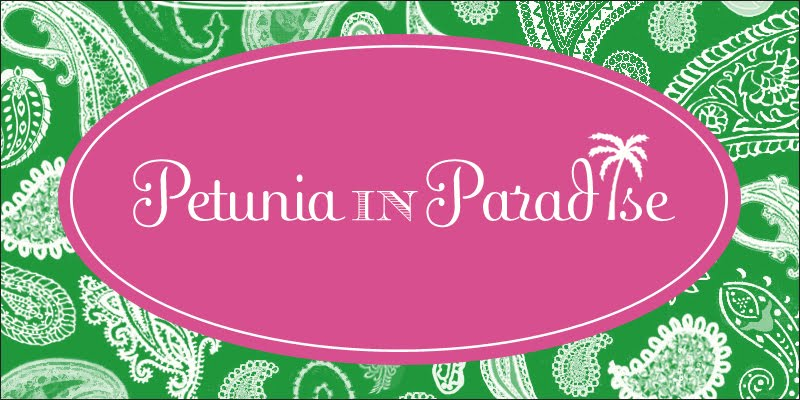 Petunia In Paradise