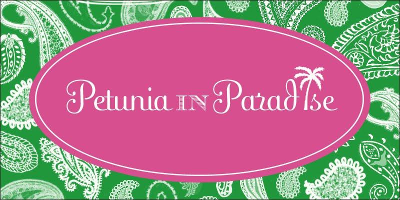 Petunia In Paradise