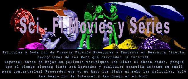 Sci - Fi Movies y Series