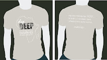 Heathered Gray Dig Deep T-shirt $25
