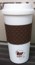 Eco friendly 18oz travel mug $20