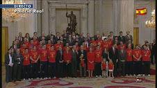 Selección Española. ¡Enhorabuena!