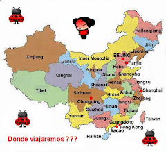 Mapa Xina