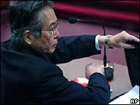 procesado Alberto Fujimori
