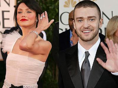 Cameron Diaz & Justin Timberlake