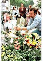 flores para Diana