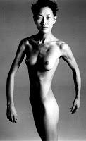 Jenny  SHIMIZU amante lesbiana de Angelina Jolie