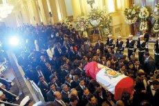 Funeral de Fabiola Salazar