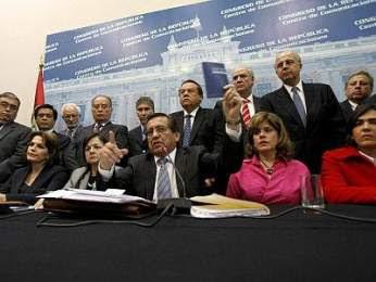 gabinete ministerial en jaque