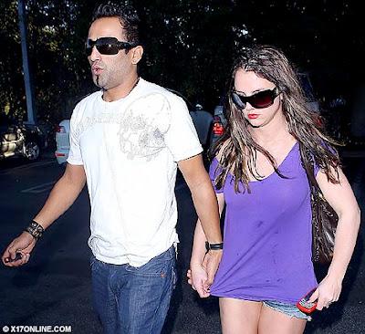 Britney Spears y su paparazzo adnan Ghalib