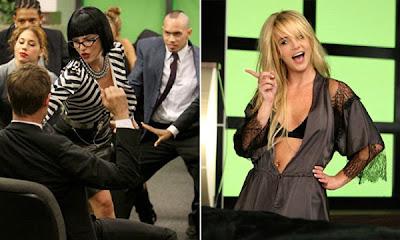 Britney cambia de look