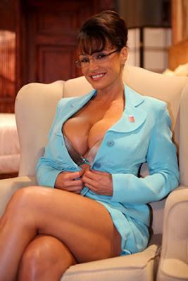 Sarah Paylin, la actríz porno