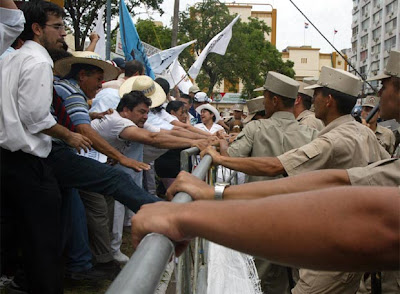 La crisis llega a Latinoamérica