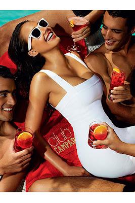 Jessica Alba - Calendario Campari 2009 - Agosto