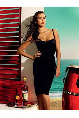 Jessica Alba - Calendario Campari 2009 - Julio