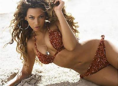 Beyoncé Knowles, deslumbrante