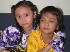 Nadia & Sepupu