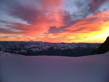 La magia del alba