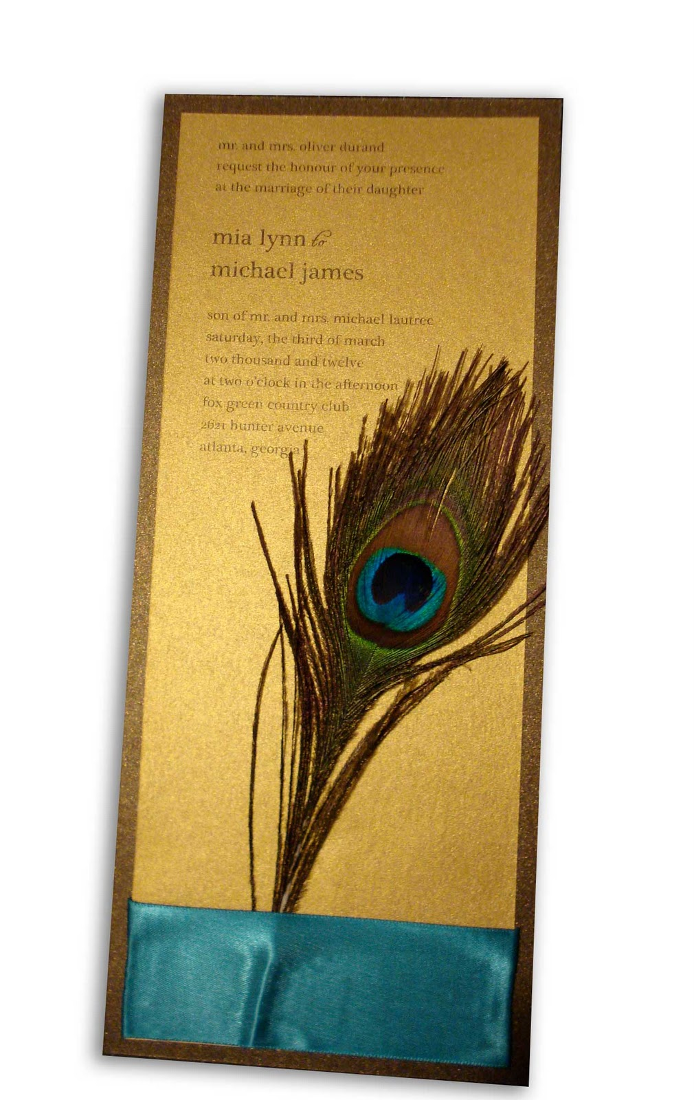 to have and to hold   peacock wedding theme