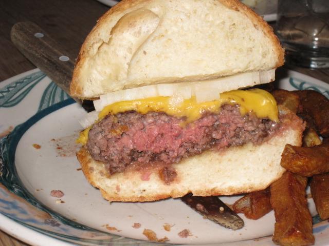 photo archive peter luger burger. Black Bedroom Furniture Sets. Home Design Ideas