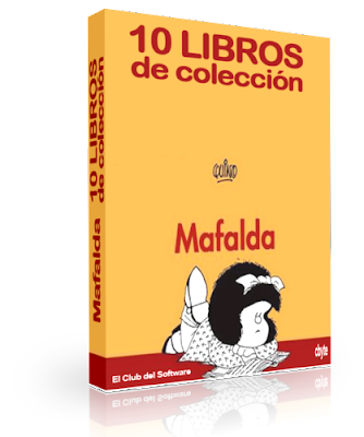 ¿Te gusta mafalda? Te dejo 10 libros en pdf