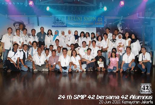 Alumni SMP Negeri 42 Jakarta