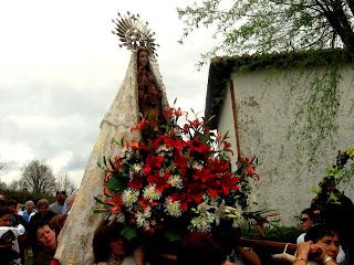 Virgen del Villar - Carrizo de la Ribera