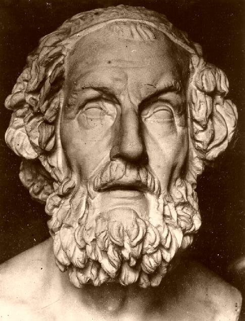 essay on homer the odyssey