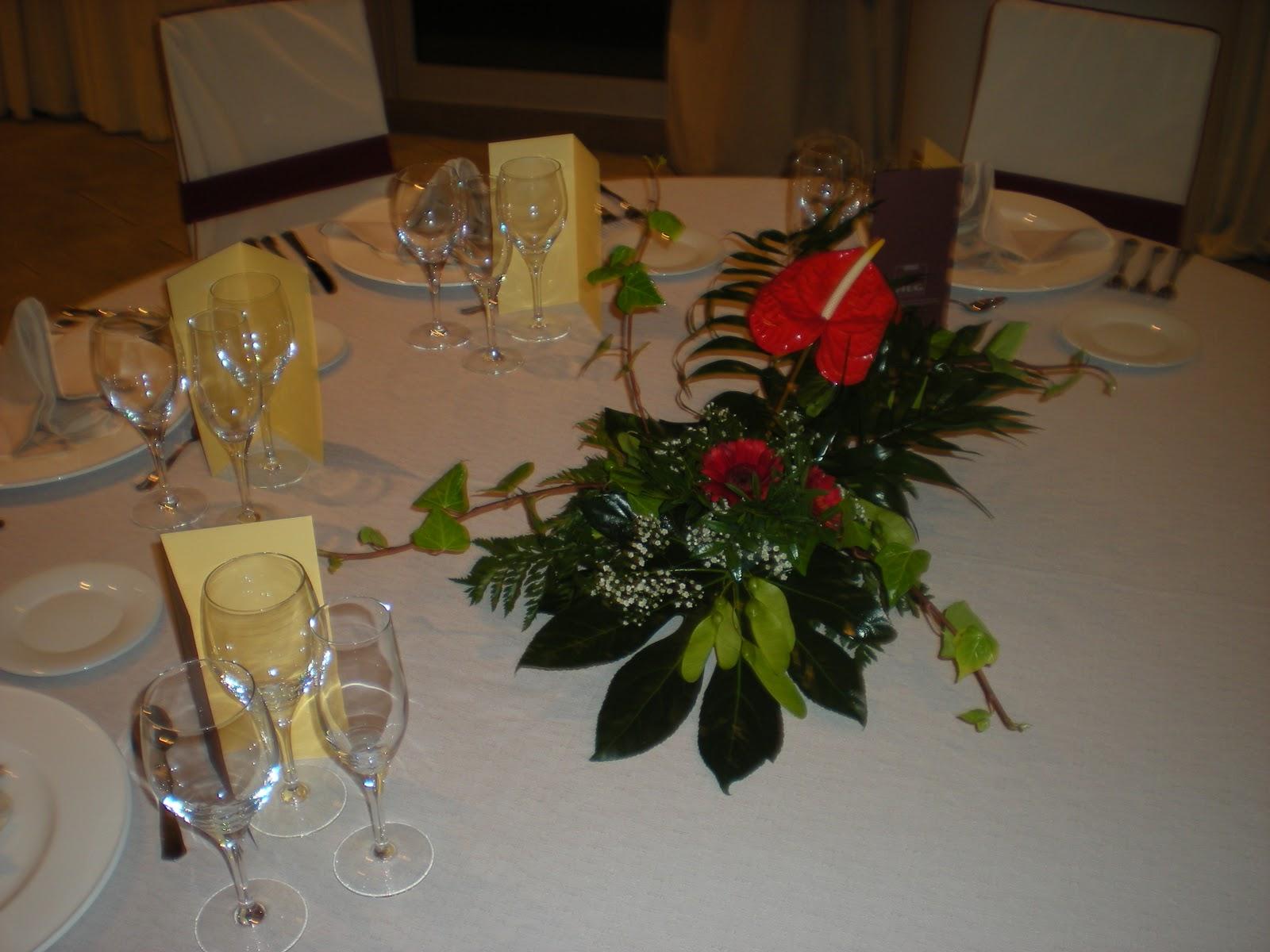 flors mas lluhi centros para restaurantes convenciones