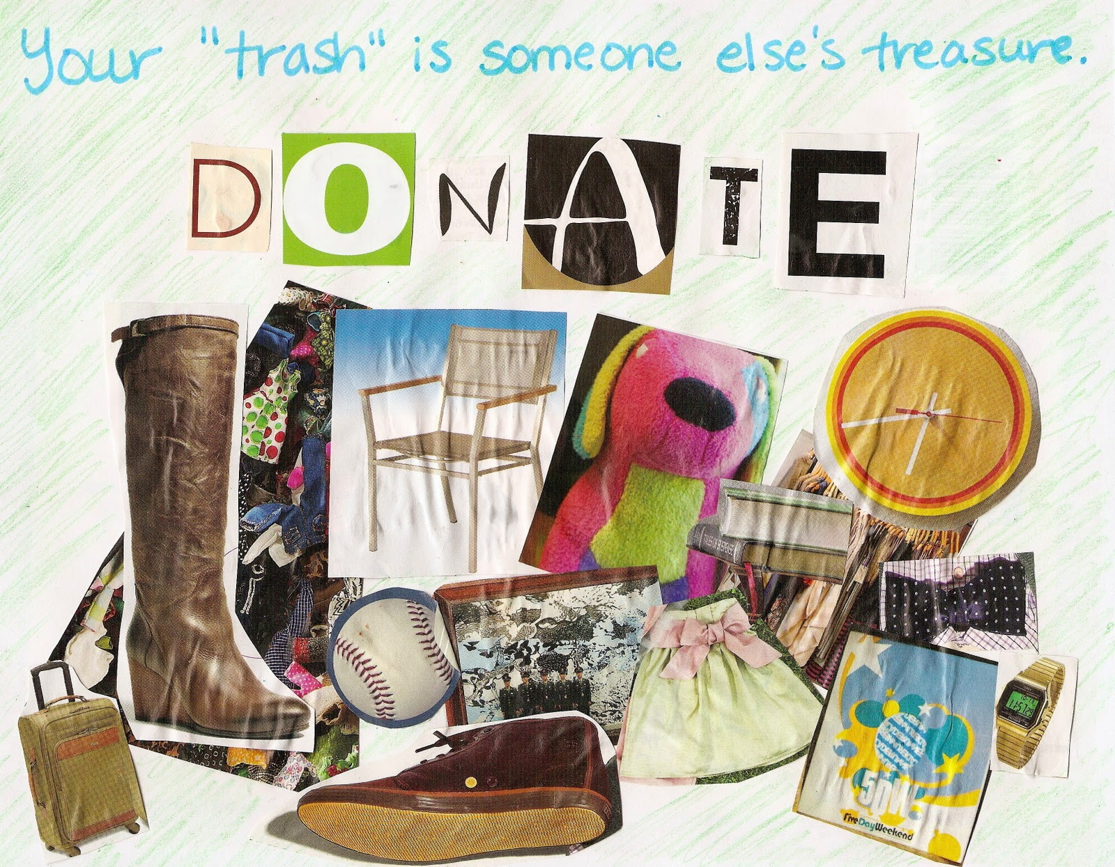 Magnitude Cleaning Out Your House Donate Your Unwanted Items To The Thrift Store