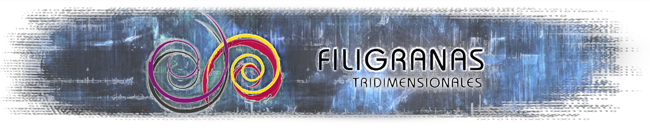 Filigranas Tridimensionales