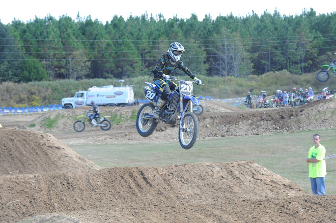 First 250F SX Ride