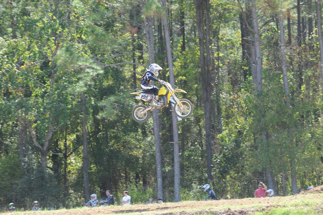 Joshua Riding SX
