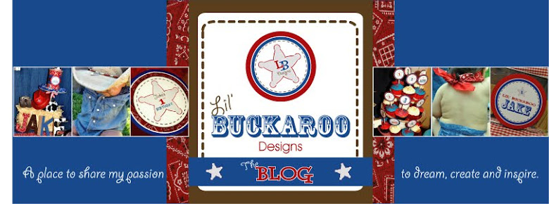 Lil' Buckaroo Designs - The Blog