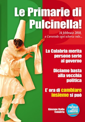 Le primarie di Carnevale in Calabria. Foto da http://giovaneitaliascandalekr.blogspot.com/