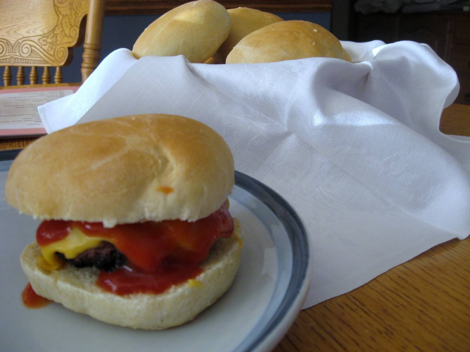 Homemade Sandwich Rolls – Want What You Have