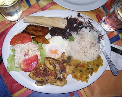 Traditional Food of Costa Rica and Eating Out