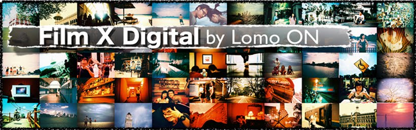 Film X Digital by Lomo ON