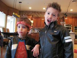 Jordan and Luc