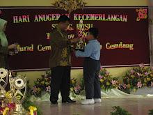 Hari Anugerah Kecemerlangan SK Sungai Pusu 2008