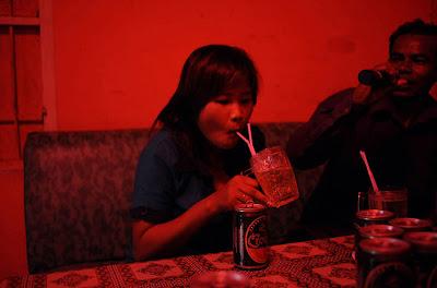 chicas camboyanas