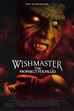 Wishmaster 4: La profecía (2002)