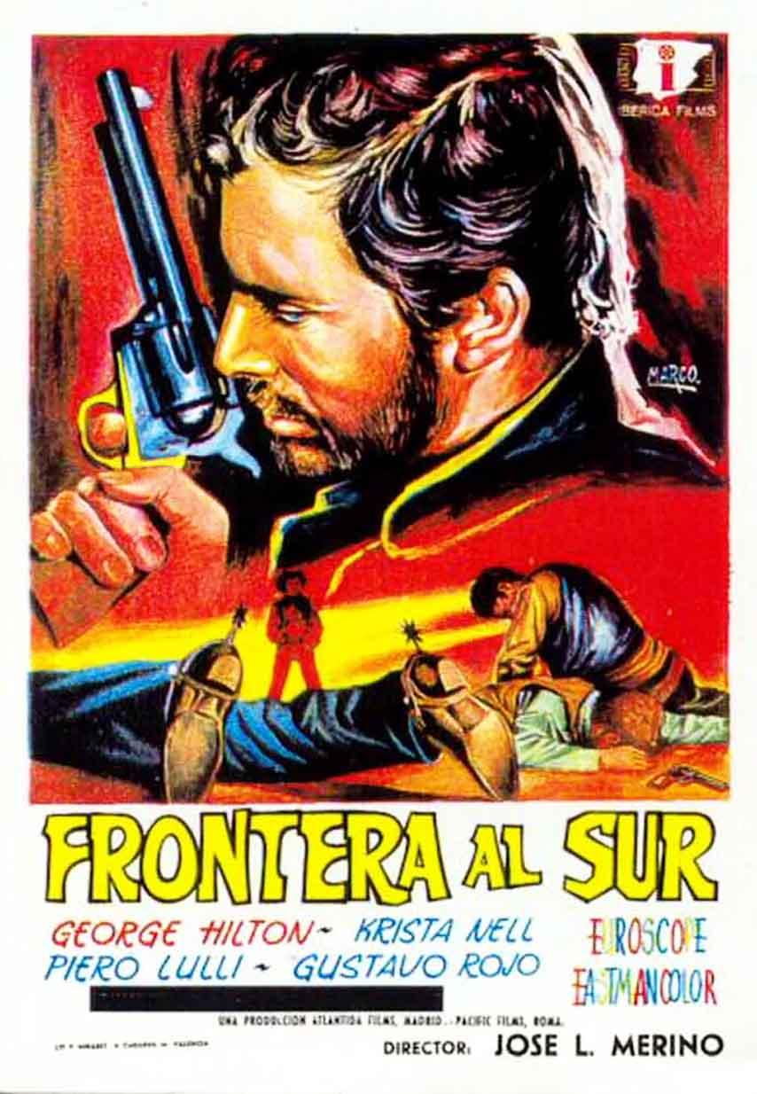 Sang et Or - Frontera al Sur [Kitosch, l'uomo che veniva dal Nord] (1966) - José Luis Merino [Joseph Marvin] 1969+-+Frontera+al+Sur+-+tt0061688