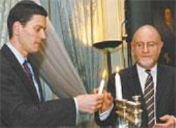 Is Snuffaluffagus Jewish?