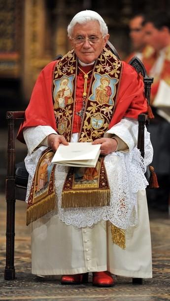 """Мастерская """"Алискин бонсай"""". - Страница 14 Pope+Benedict+-+Leo+XIII+stole"""