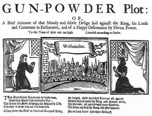 the significance of the gunpowder plot What happened after the plot was discovered how were the conspirators punished, and why do we still commemorate it on guy fawkes night.