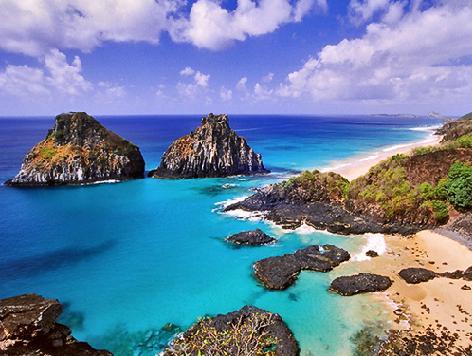 Cada região do país tem sua característica para seduzir o turista.