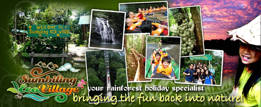 Sumbiling Eco Village- Your Rainforest holiday Specialist
